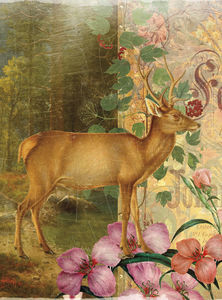 Whimsical Animals deer