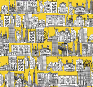 Sharon Turner-New York yellow